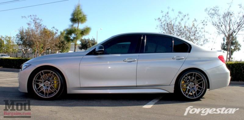 BMW_F30_328i_Forgestar_F14_gunmetal_Remus_Exhaust_Injen_N20_Intake_CF_Mirrors_CFSpoiler_IMG019
