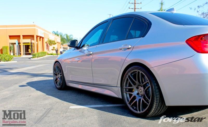 BMW_F30_328i_Forgestar_F14_gunmetal_Remus_Exhaust_Injen_N20_Intake_CF_Mirrors_CFSpoiler_IMG020