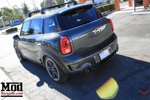 Quick Snap: Mini Countryman S on Megan Coilovers Drops It Low
