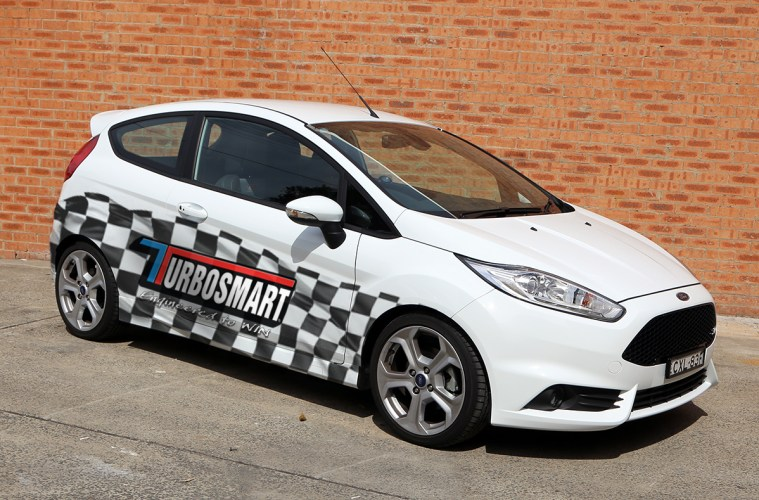 Get Back 20+ lost lb/ft TQ with a BOV for Ford Fiesta ST