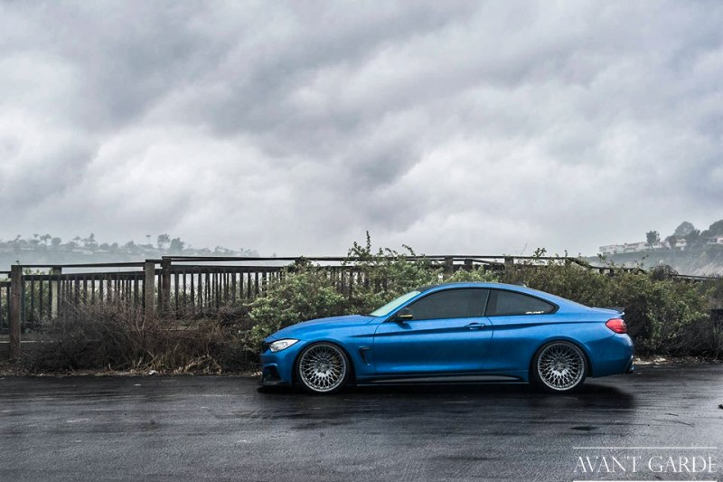 BMW F32 435i Avant Garde M540 20x10 +33 20x10.5 +40 JasonTung_img002