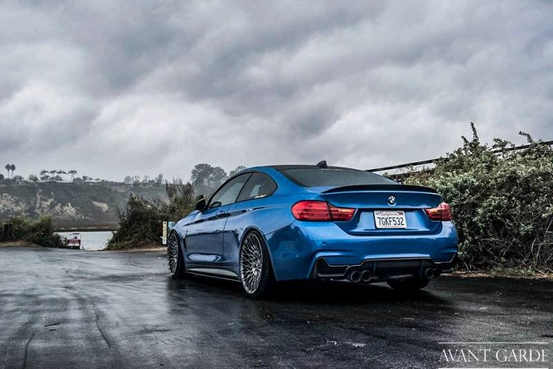BMW F32 435i Avant Garde M540 20x10 +33 20x10.5 +40 JasonTung_img005