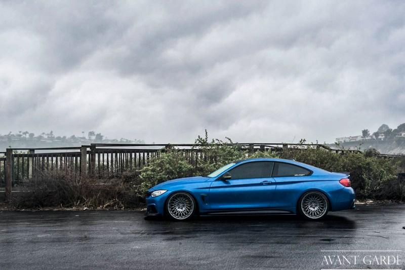 BMW F32 435i Avant Garde M540 20x10 +33 20x10.5 +40 JasonTung_img007
