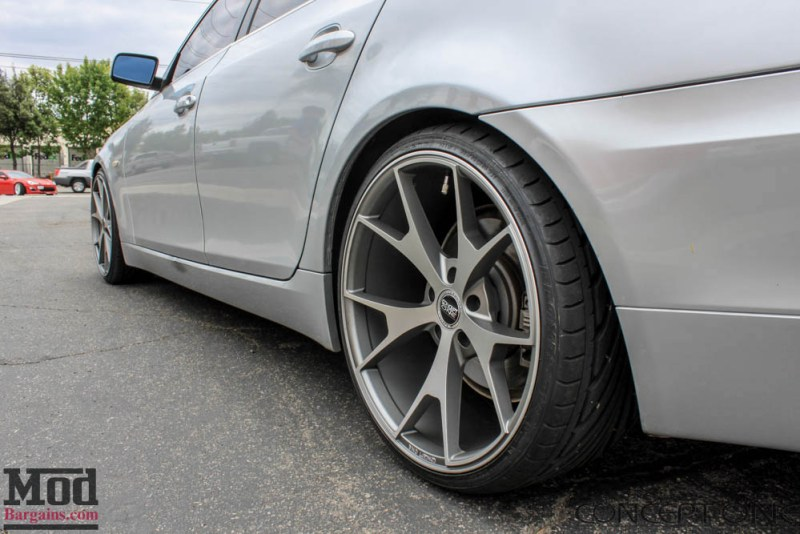 BMW_E60_528i_Concept_One_CSM-5_wheels_20x9_20x10_Gunmetal_-2
