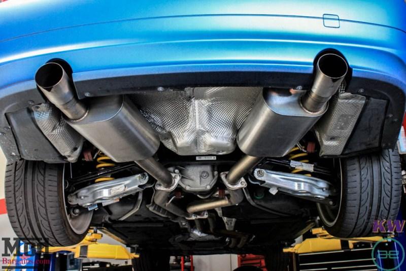 BMW_E90_335xi_Avant_Garde_M510_19in_Silver_KW_V1_Coilovers_AE_Catback_-20