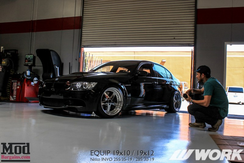 BMW_E90_M3_Work_Equip_19x10_19x12_Nitto_Invo_BC_Coilovers_MeganExhaust (11)