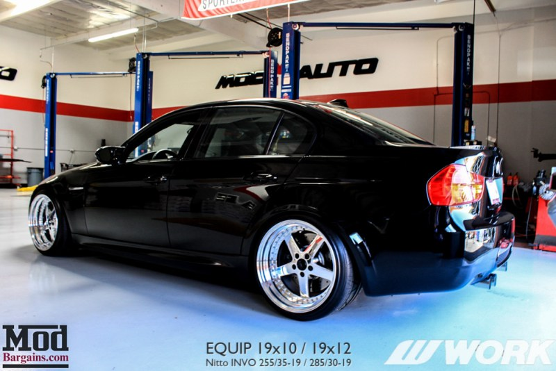 BMW_E90_M3_Work_Equip_19x10_19x12_Nitto_Invo_BC_Coilovers_MeganExhaust (17)