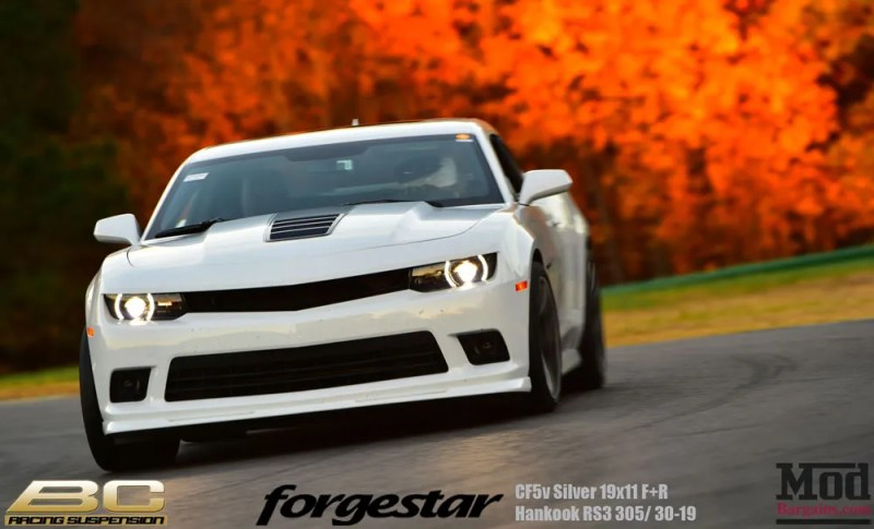 Forgestar-CF5V-19x11-Silver-BC-Coilovers-Camaro-ZL1-Hankook-RS3-305-img (10)
