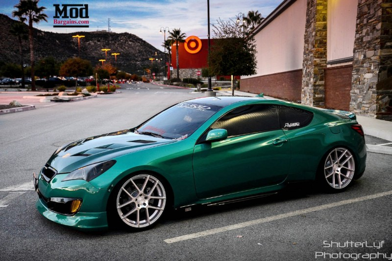 Modded Genesis Coupe >> Best Mods for the Hyundai Genesis 2.0L Turbo & 3.8L V6