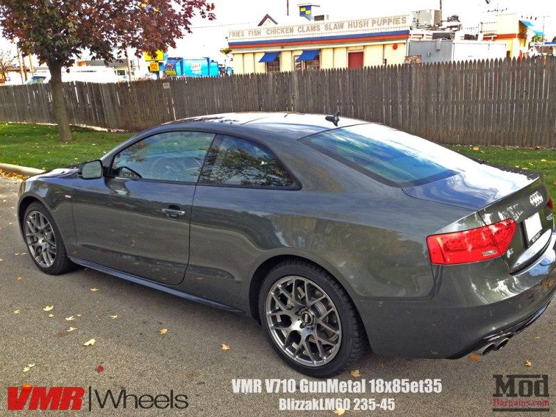 Audi B85 A5 VMR V710 GM 18x85et35 BlizzakLM60 235-45-18 img001