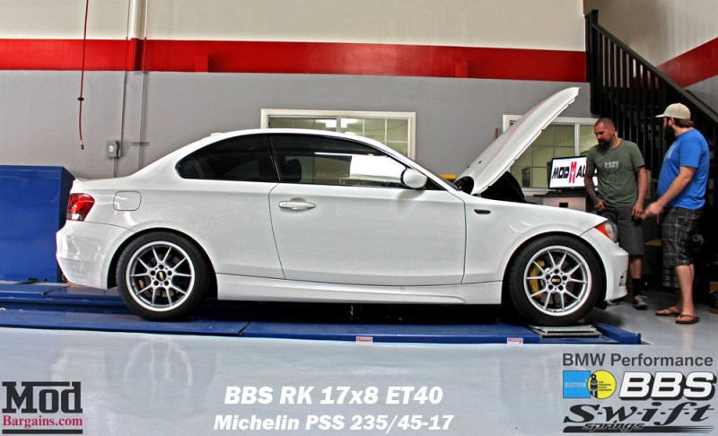 BMW_E82_128i_BBS_RK_Bilstein_Shocks_Swift_Springs_BMWPerf_BBK_Intake_Exh_img012