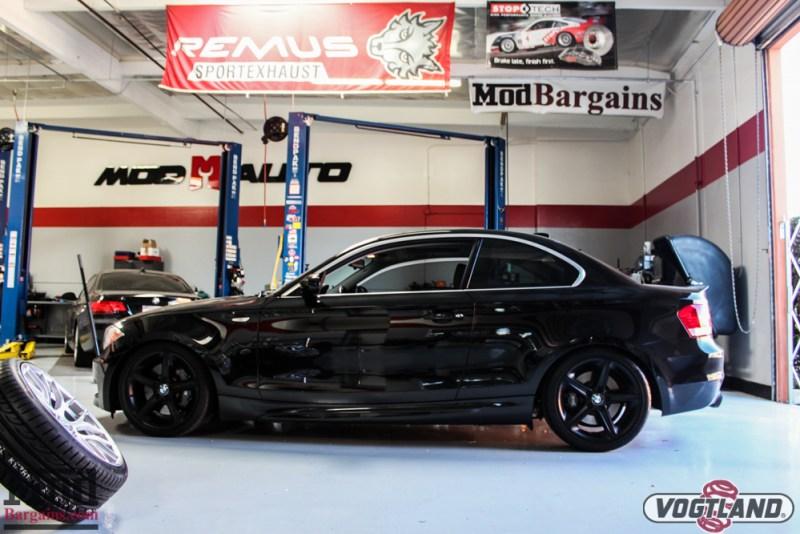BMW_E82_135i_Black_Vogtland_Coilovers-11