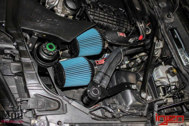 Achieving Full Bolt On Status in 5 Steps on N54 BMW E9X 335i