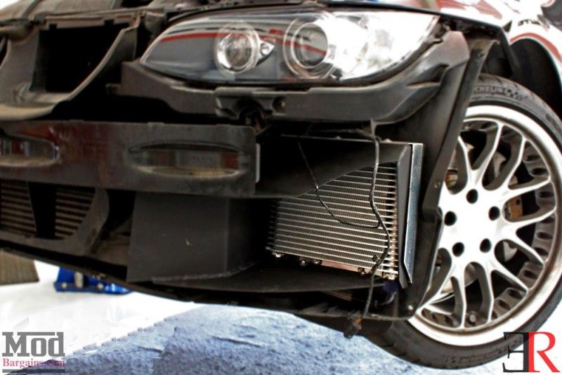 E92 Jeff MRR GT7 Wheels 18x8.5 18x9.5 225-40-18 255-35-18 CKS Coilovers (10)