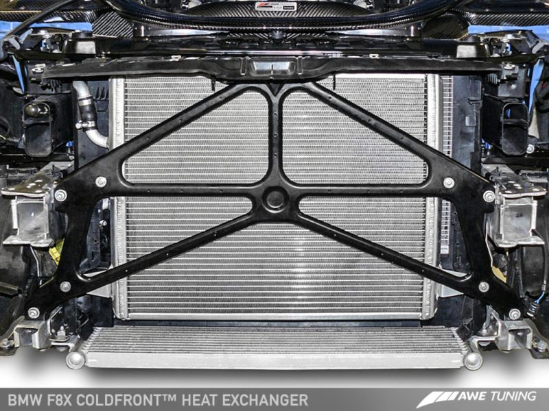 AWE Tuning BMW F80 F82 M3 M4 ColdFront Heat Exchanger (1)