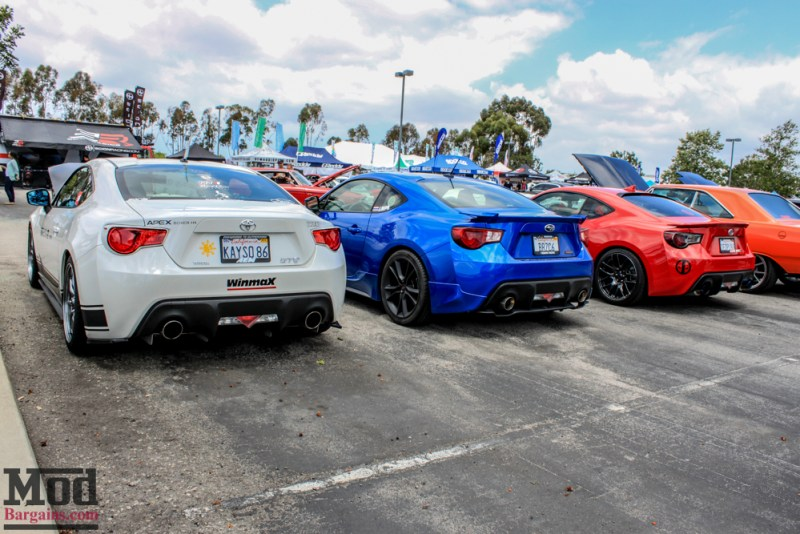 Scion Industry Influencers FR-S BRZ Meet-103