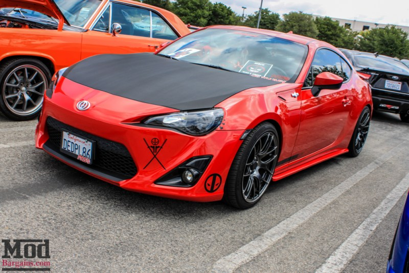 Scion Industry Influencers FR-S BRZ Meet-113