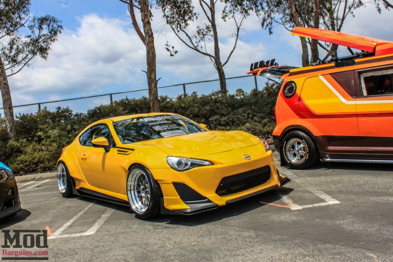 Scion Industry Influencers FR-S BRZ Meet-237