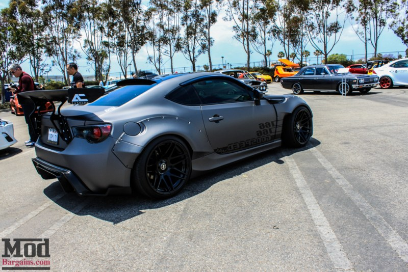Scion Industry Influencers FR-S BRZ Meet-305