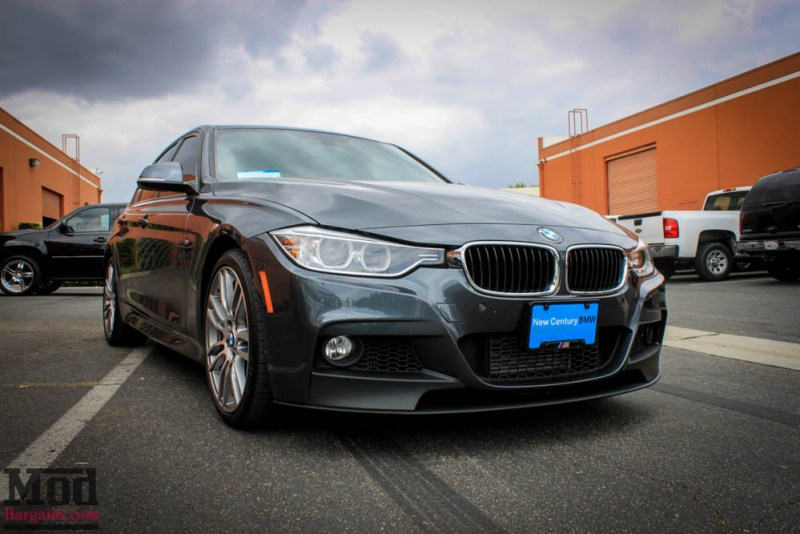 BMW_F30_Performance_Quad_Diffuser_splitter_Remus_exhaust_335i_-10