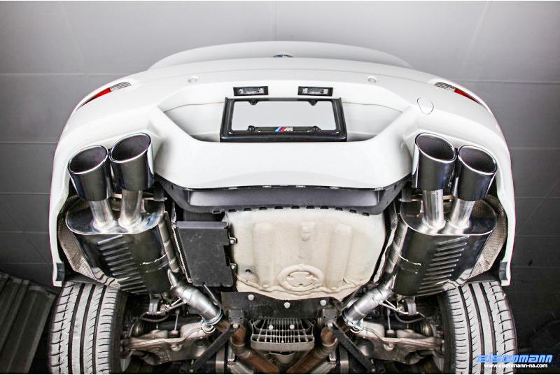 Eisenmann BMW E63 M6 Exhaust B5311.02180 img001