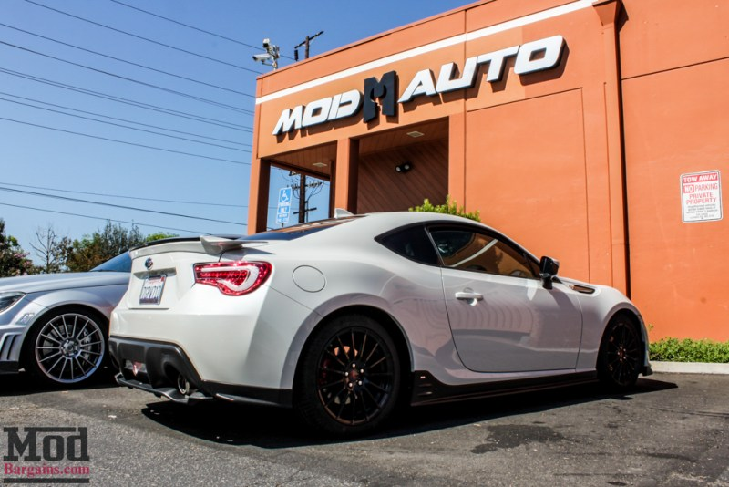 Subaru_BRZ_Series_Blue_Invidia_N1_Exhaust_install-14