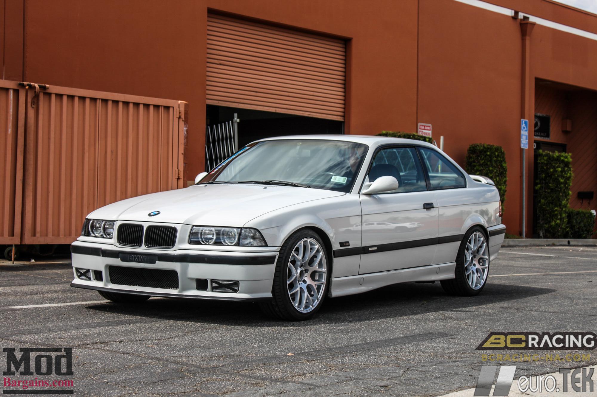 Hankook Ventus V12 Evo2 >> E36 BMW M3 on BC Coilovers + Eurotek Wheels