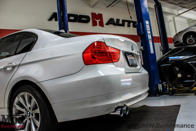 BMW_E90_328i_White_BMW_Performance_Exhaust_Only-9