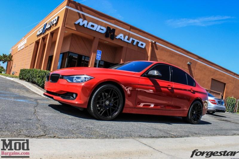 BMW_F30_328i_Red_CF_Forgestar_F14_SemiGlossBlack (14)