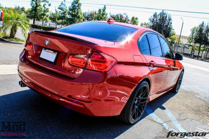 BMW_F30_328i_Red_CF_Forgestar_F14_SemiGlossBlack (30)