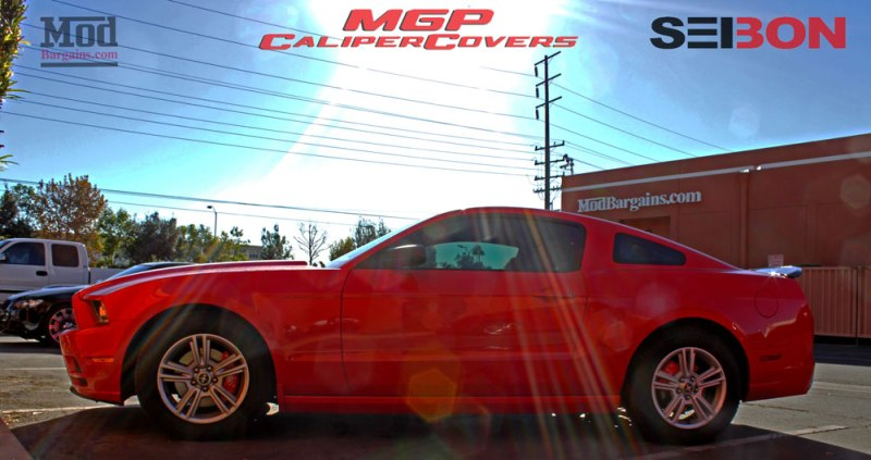 Ford Mustang S197 MBRP Exhaust MGP Calipers Seibon TS (13)