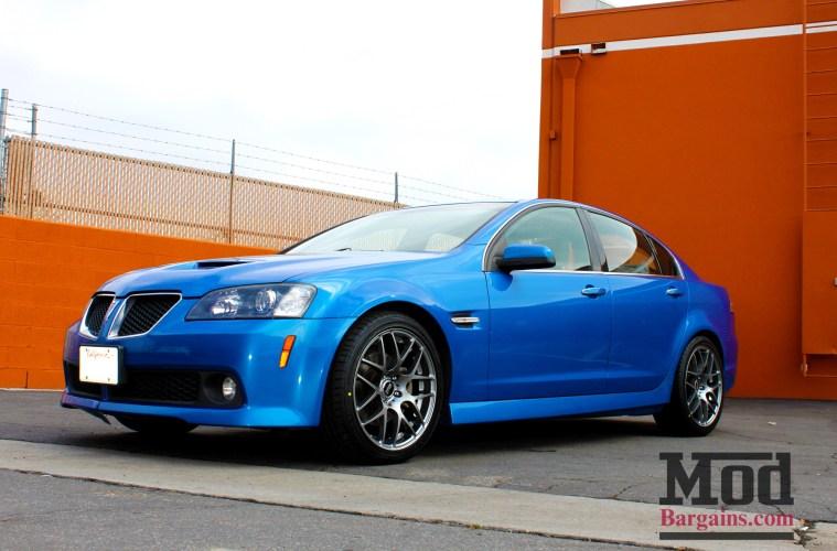 Tech: 4 Best Mods for Pontiac G8 / G8 GT / Holden Commodore