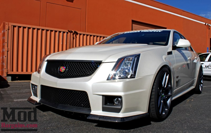 4 Best Mods for Cadillac CTS-V V2