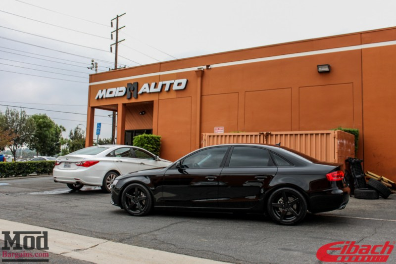 Audi_B8_A4_RS_Grille_Eibach_Springs-7