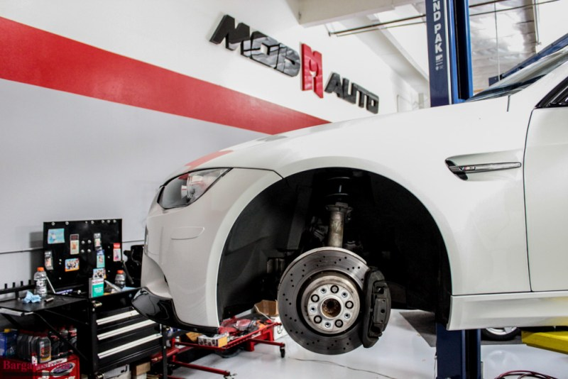 BMW_E92_M3_RPI_Exhaust_Black_tips_Eibach_Springs-4
