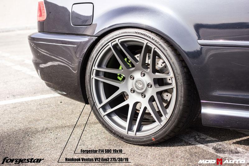 BMW_E46_M3_Forgestar_F14_19x95_19x10_textured_gunmetal_stoptech_img003