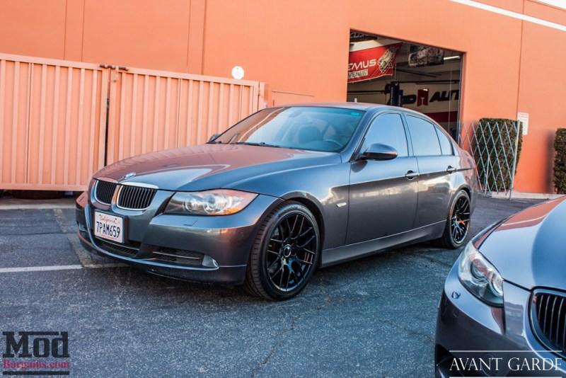 BMW_E90_328i_RemusQuad_Injen_Intake_AvantGarde_m359_18x85_18x95_25