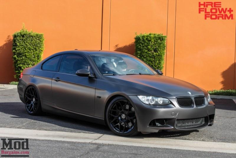 BMW_E92_335i_HRE_FF01_Tarmac_Remus_Quad_M3_nose_-14