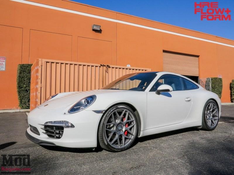 Porsche_991_911_Carrera_S_HRE_FF01_Silver