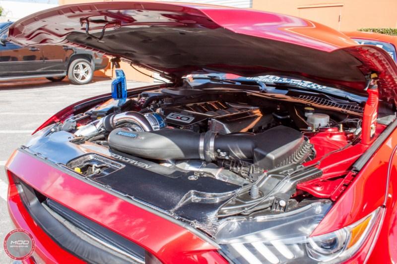 Ford Mustang GT S550 Vortech Airlift Bassani CF Robert Romo (35)