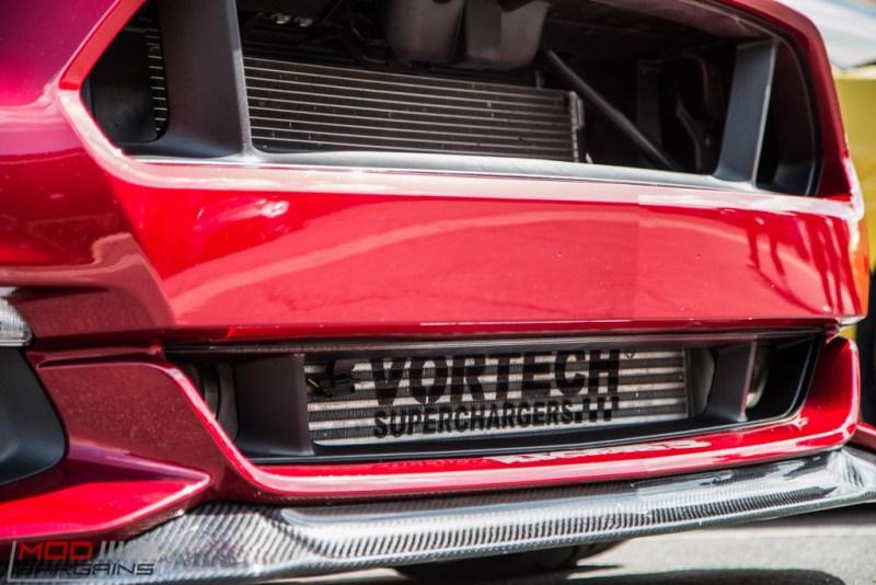 Ford Mustang GT S550 Vortech Airlift Bassani CF Robert Romo (58)