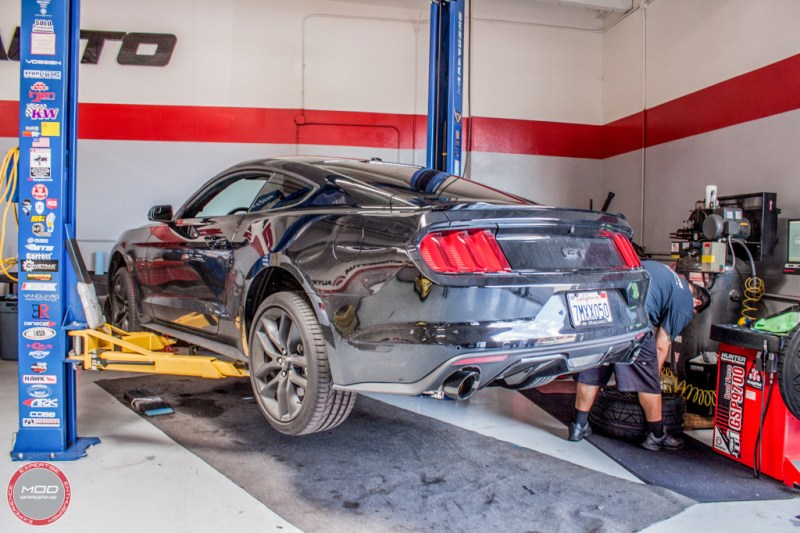 Ford_Mustang_S550_HRE_FF01_Tarmac_Blacktip_Exhaust (15)