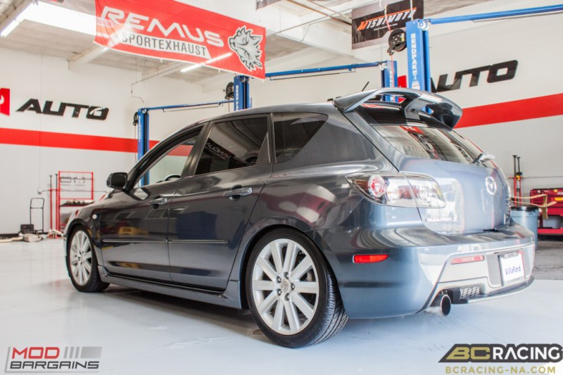 Mazdaspeed3 BC Coilovers (17)