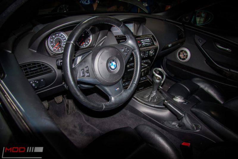 BMW E63 M6 K&N Intakes (10)