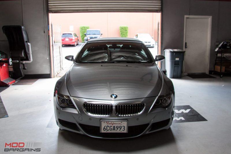 BMW E63 M6 K&N Intakes (7)