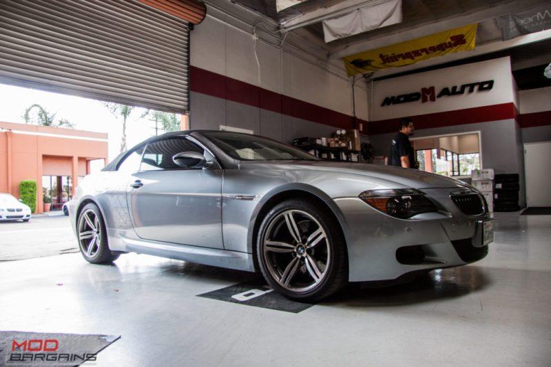 BMW E63 M6 K&N Intakes (8)