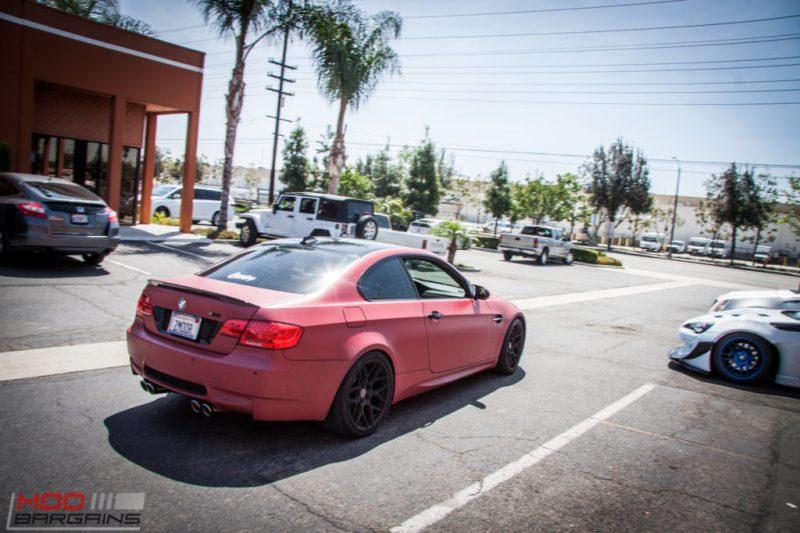 BMW E92 M3 Temoor HRE FF01 Remus CarbonRace (16)