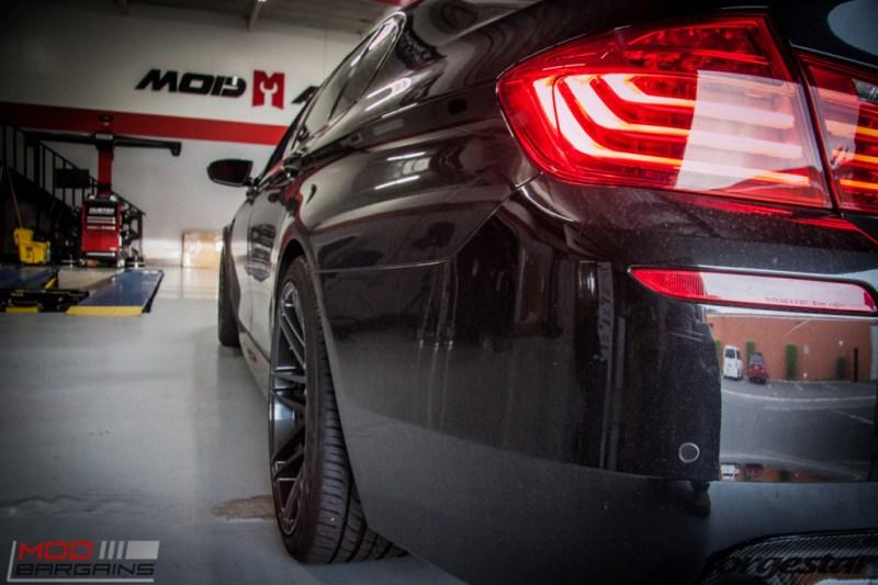 BMW F10 M5 RPI Exhaust Forgestar F14 (6)