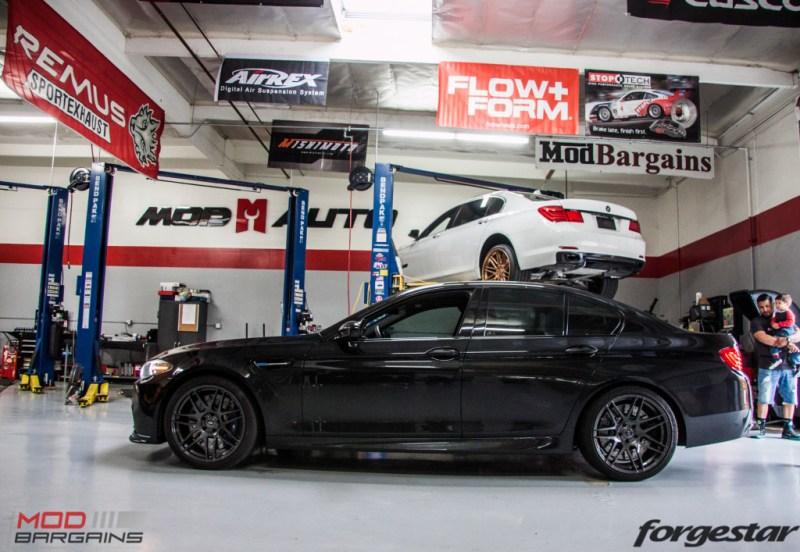 BMW F10 M5 RPI Exhaust Forgestar F14 (7)