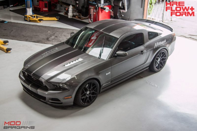 Ford S197 Mustang GT HRE FF01 BC Coilovers WHiteline (24)